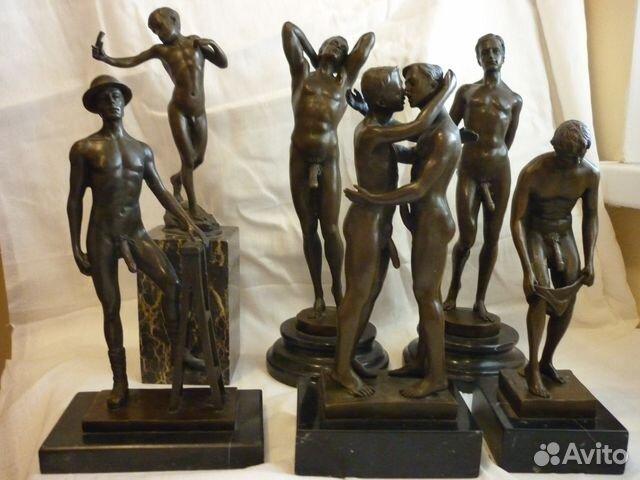 Glass Miniature Sculptures