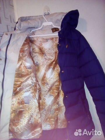 ad32b204abc Весенняя  осенняя куртка женская купить в Пермском крае на Avito ...