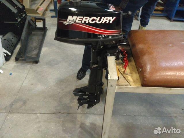 mercury лодочные моторы уфа