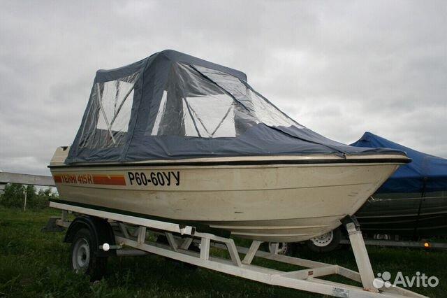 лодка терхи 415