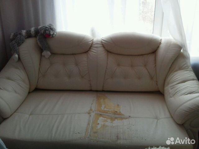 Белый диван в Москве