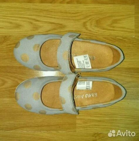 Новые Детские туфли Emu— фотография №1