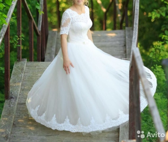 Авито ярославль свадебные платья
