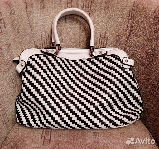 6ebd7fba653c Итальянские сумки новые, натуральная кожа с замшей купить в Москве ...