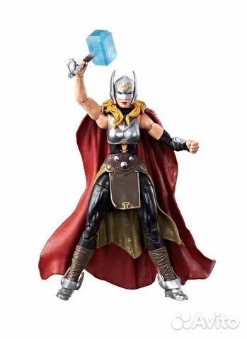 Фигурка Marvel Legends Thor (Jane Foster) sdcc 201 89128847259 купить 1