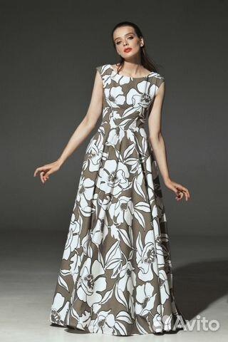 d434388cf5c9b24 Хлопковое платье напрокат Магнолия | Festima.Ru - Мониторинг объявлений