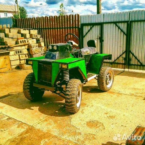 Самодельные тракторов в свердловской области