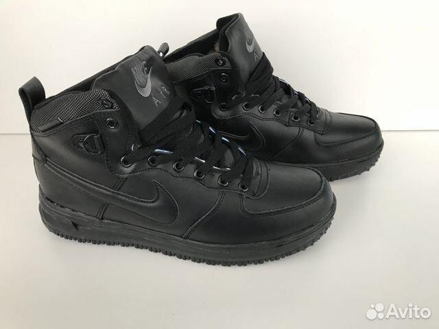 1e72373e Зимние кроссовки Nike 44 натуральные купить в Ярославской области на ...