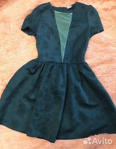 Платье новое 44 размера 89500552019 купить 1
