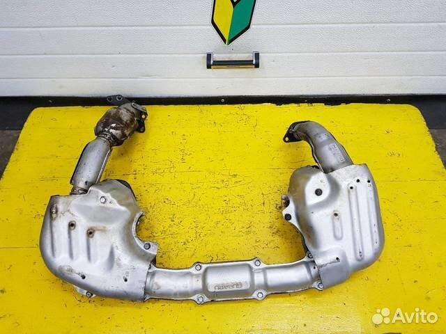 89625003353 Выпускной коллектор Subaru Legacy