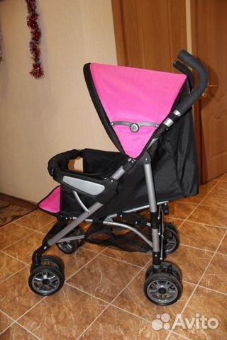 Детская коляска-трость— фотография №1