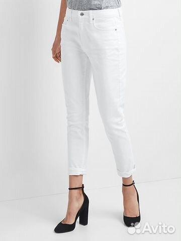 1ff58602f3a Белые джинсы GAP. США