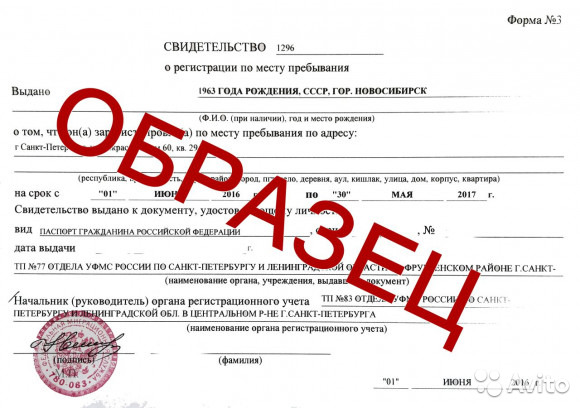 Выезд из россии с временной регистрацией закон о правилах миграционного учета