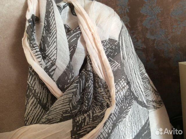 Шарф платок палантин Burberry, оригинал новый купить в Москве на ... 2e019647b6d