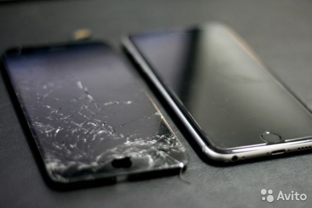 замена дисплея iphone 6 челябинск