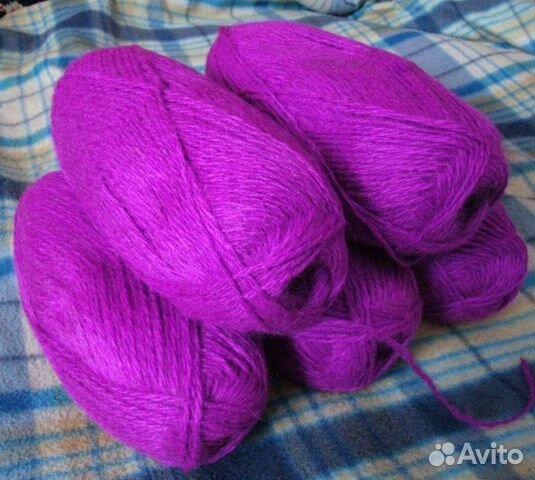 пряжа для ручного вязания с козьим пухом купить в саратовской