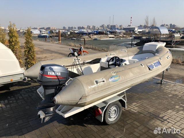 Авито мурманск лодки риб