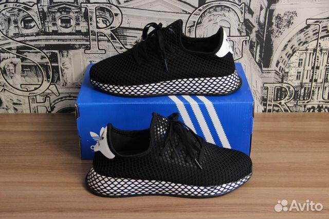 c32743e8 Кроссовки мужские Adidas Deerupt | Festima.Ru - Мониторинг объявлений