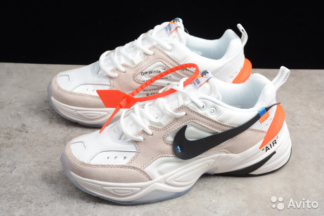 d65de06d Nike M2K tekno off white все размеры | Festima.Ru - Мониторинг ...