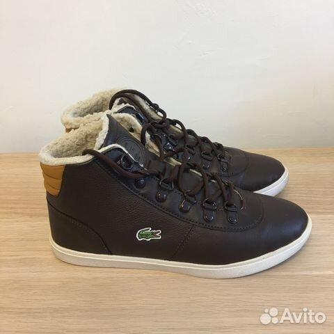 16846aab1aad Кроссовки ботинки Lacoste   Festima.Ru - Мониторинг объявлений