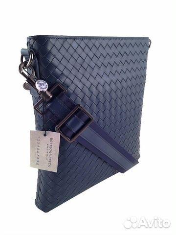 3cb2658562ca Мужская сумка планшет через плечо Bottega Veneta купить в Москве на ...