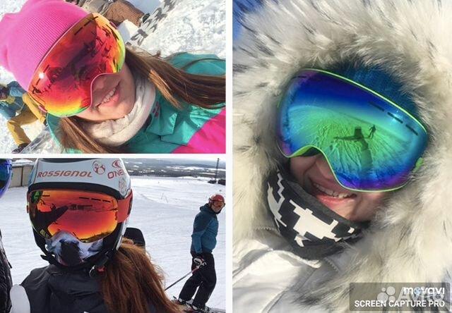 7a29ca525ad3 Очки горнолыжные сноубордические маски   Festima.Ru - Мониторинг ...