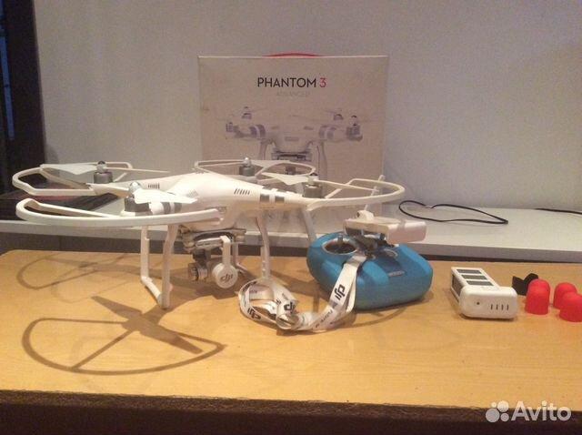DJI Phantom 3 Advanced купить в Воронежской области на Avito