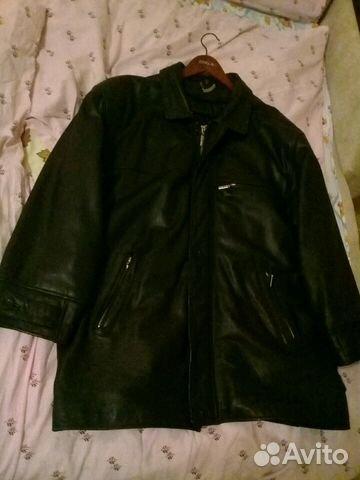 dcc40d713c6da Куртка кожанная 90х г пилот купить в Саратовской области на Avito ...