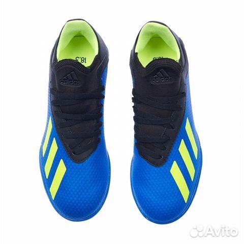 6daf725d Детские футбольные бутсы (шиповки) Adidas X Tango | Festima.Ru ...