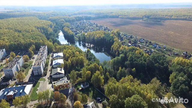 Продается однокомнатная квартира за 2 640 000 рублей. Московская область, Бронницы, посёлок Горка, 8.