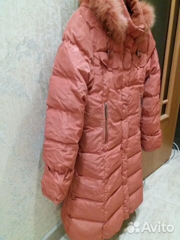 bf708bb13de Пуховое пальто для девочки Ариадна-96 (р.134-140)