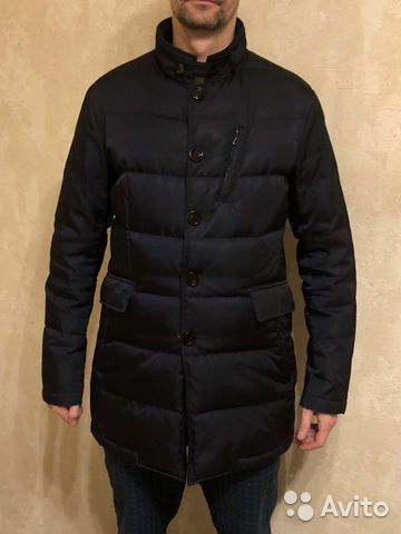 Пуховик, мужская куртка Albione a74fa8fcf24