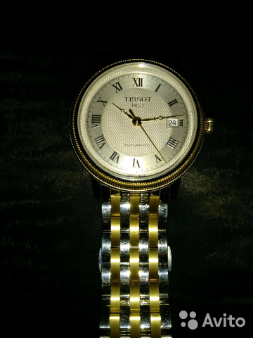 Часы Tissot   Festima.Ru - Мониторинг объявлений 86b5f209c09