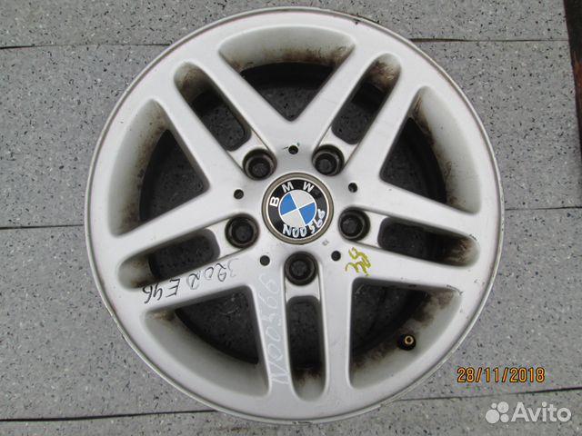 Disc 6.5jx15 Et 42 5x120 R15 BMW 320D E46