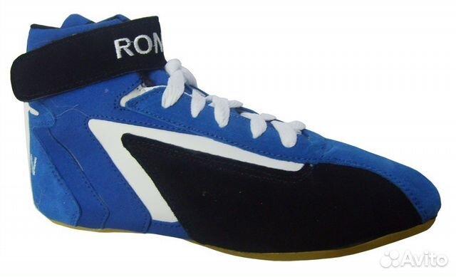 01e965d2802f Борцовки Ronin D088B, обувь для борьбы купить в Тульской области на ...