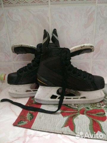 Коньки хоккейные Bauer Supreme, размер 38.5 89109609099 купить 4