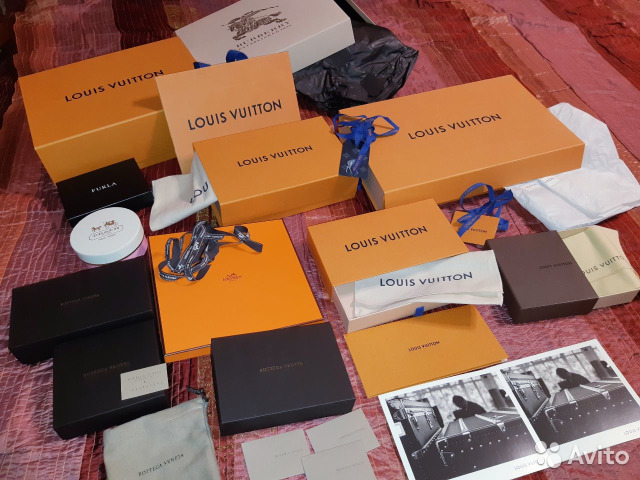 9a79ff0d1e61 Коробки пакеты Louis Vuitton Chanel Цум Гум Dior | Festima.Ru ...