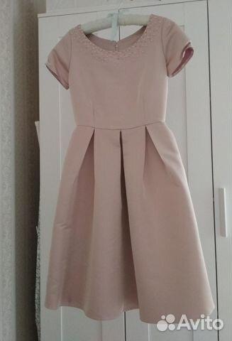 166b2afee3d Абсолютно новое платье. Ткань атлас Дюпон