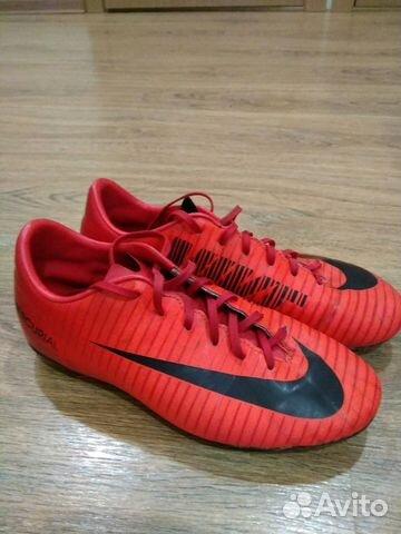 aa039b4d Бутсы Nike Mercurial Vapor XI FG купить в Пермском крае на Avito ...