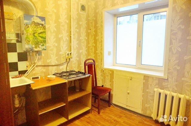 Продается однокомнатная квартира за 1 200 000 рублей. Великий Новгород, Новгородская область, Большая Московская улица, 82/2.