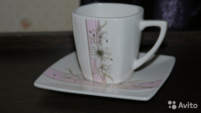 Кофейная чашка новая купить 1