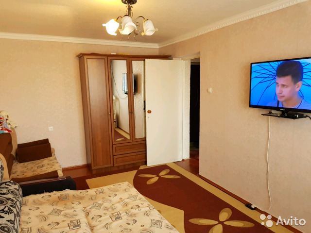 Продается однокомнатная квартира за 1 190 000 рублей. Чеченская Республика, Грозный, улица А. Чеченского, 32А.