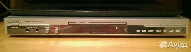 Плеер DVD Shivaki SDV-440