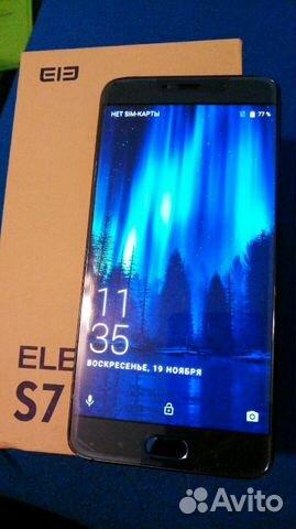 Elephone s 7 89649740288 купить 4