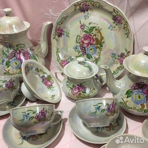 Сервиз чайный 89034380798 купить 1