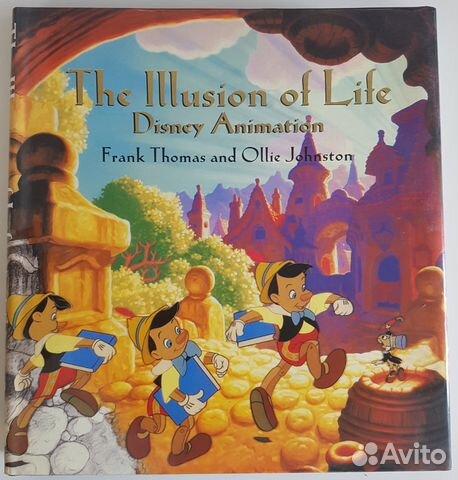 The Illusion Of Life Disney Animation Book