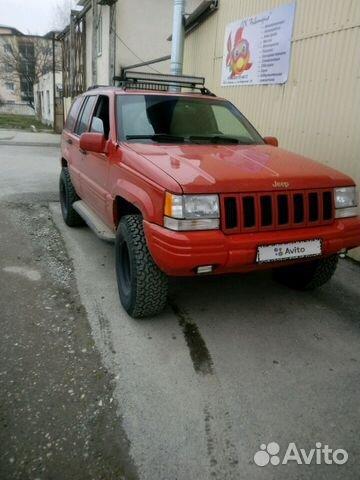 Купить Jeep Grand Cherokee пробег 386 427.00 км 1997 год выпуска