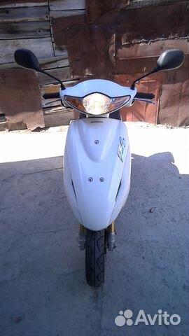 Honda af 63 z4 инжекторный