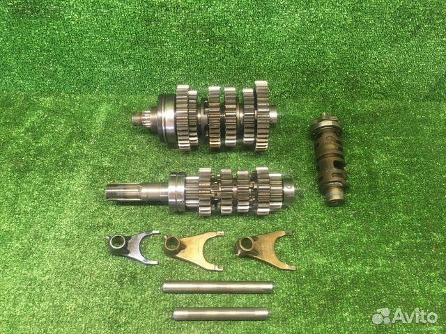 89831314444 Коробка передач кпп Suzuki GSX-R 1000 K1 K2 T708