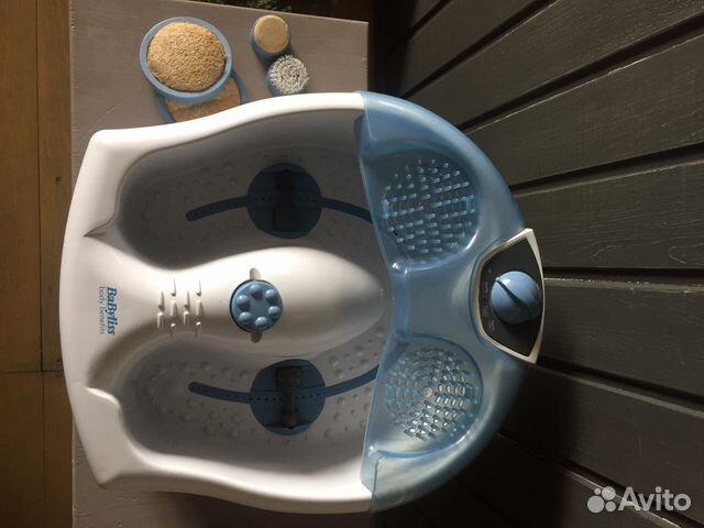 Массажная ванночка для ног Babyliss 89522100615 купить 2